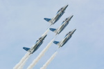 sukiさんが、松島基地で撮影した航空自衛隊 T-4の航空フォト(写真)