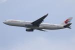★azusa★さんが、香港国際空港で撮影した中国東方航空 A330-343Xの航空フォト(写真)