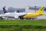 yabyanさんが、成田国際空港で撮影したバニラエア A320-214の航空フォト(写真)