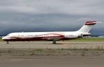 SKY TEAM B-6053さんが、新千歳空港で撮影したサンライダー MD-87 (DC-9-87)の航空フォト(写真)
