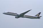 yabyanさんが、成田国際空港で撮影したシンガポール航空 787-10の航空フォト(写真)
