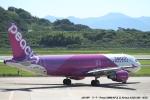 tabi0329さんが、長崎空港で撮影したピーチ A320-214の航空フォト(写真)