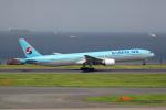 どりーむらいなーさんが、羽田空港で撮影した大韓航空 777-3B5の航空フォト(写真)