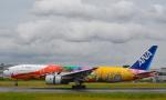 toyoquitoさんが、伊丹空港で撮影した全日空 777-281/ERの航空フォト(写真)