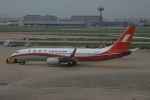 jjieさんが、上海浦東国際空港で撮影した上海航空 737-89Pの航空フォト(写真)