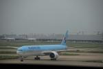 jjieさんが、上海浦東国際空港で撮影した大韓航空 777-3B5/ERの航空フォト(写真)