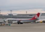 jjieさんが、関西国際空港で撮影したカーゴルクス・イタリア 747-4R7F/SCDの航空フォト(写真)