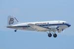 ITM58さんが、神戸空港で撮影したスーパーコンステレーション飛行協会 DC-3Aの航空フォト(写真)