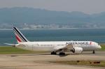 ハピネスさんが、関西国際空港で撮影したエールフランス航空 787-9の航空フォト(飛行機 写真・画像)