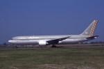 kumagorouさんが、仙台空港で撮影したアシアナ航空 767-38E/ERの航空フォト(写真)