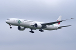 yabyanさんが、成田国際空港で撮影した日本航空 777-346/ERの航空フォト(飛行機 写真・画像)