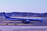 わいどあさんが、成田国際空港で撮影した全日空 777-381/ERの航空フォト(写真)