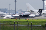 yabyanさんが、成田国際空港で撮影したオーロラ DHC-8-402Q Dash 8の航空フォト(飛行機 写真・画像)
