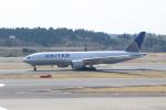 わいどあさんが、成田国際空港で撮影したユナイテッド航空 777-224/ERの航空フォト(写真)