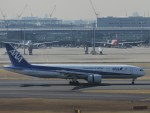 わいどあさんが、羽田空港で撮影した全日空 777-281/ERの航空フォト(写真)