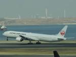 わいどあさんが、羽田空港で撮影した日本航空 777-346の航空フォト(写真)