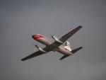 ここはどこ?さんが、札幌飛行場で撮影した航空自衛隊 YS-11A-218FCの航空フォト(写真)