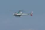 qooさんが、高松空港で撮影したアカギヘリコプター AS350B2 Ecureuilの航空フォト(写真)