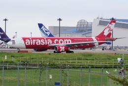 yabyanさんが、成田国際空港で撮影したタイ・エアアジア・エックス A330-343Xの航空フォト(飛行機 写真・画像)
