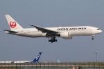 まえちんさんが、羽田空港で撮影した日本航空 777-289の航空フォト(写真)