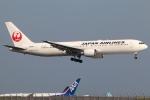 まえちんさんが、羽田空港で撮影した日本航空 767-346/ERの航空フォト(写真)