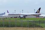yabyanさんが、成田国際空港で撮影したシンガポール航空 777-312/ERの航空フォト(写真)