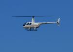 じーく。さんが、佐賀空港で撮影したエス・ジー・シー佐賀航空 R44 IIの航空フォト(飛行機 写真・画像)