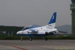 湖景さんが、松島基地で撮影した航空自衛隊 T-4の航空フォト(写真)