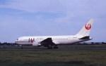 kumagorouさんが、仙台空港で撮影した日本航空 767-246の航空フォト(飛行機 写真・画像)
