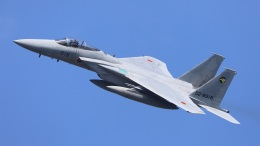航空フォト:02-8918 航空自衛隊 F-15J Eagle