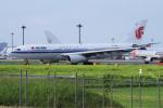 yabyanさんが、成田国際空港で撮影した中国国際航空 A330-243の航空フォト(飛行機 写真・画像)