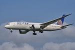 yabyanさんが、成田国際空港で撮影したユナイテッド航空 787-8 Dreamlinerの航空フォト(写真)