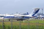 yabyanさんが、成田国際空港で撮影したヴォルガ・ドニエプル航空 Il-76TDの航空フォト(写真)