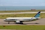 ハピネスさんが、関西国際空港で撮影したエアプサン A320-232の航空フォト(飛行機 写真・画像)
