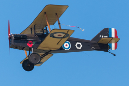 Tomo-Papaさんが、フェアフォード空軍基地で撮影したイギリス個人所有の航空フォト(飛行機 写真・画像)