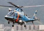 LOTUSさんが、八尾空港で撮影した三重県警察 A109E Powerの航空フォト(写真)