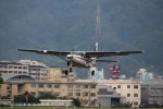 t.watさんが、八尾空港で撮影したアジア航測 208 Caravan Iの航空フォト(写真)