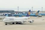 raiden0822さんが、中部国際空港で撮影したルフトハンザドイツ航空 747-430の航空フォト(写真)