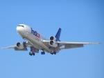 cornicheさんが、オンタリオ国際空港で撮影したフェデックス・エクスプレス MD-10-10Fの航空フォト(写真)