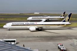 rjジジィさんが、中部国際空港で撮影したシンガポール航空 787-10の航空フォト(写真)