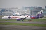 myoumyoさんが、福岡空港で撮影した香港エクスプレス A321-231の航空フォト(写真)