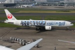 たみぃさんが、羽田空港で撮影した日本航空 777-289の航空フォト(写真)