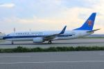 キイロイトリさんが、関西国際空港で撮影した中国南方航空 737-81Bの航空フォト(写真)