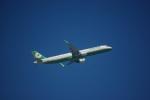 ぼのさんが、成田国際空港で撮影したエバー航空 A321-211の航空フォト(写真)