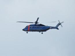 tetuさんが、札幌飛行場で撮影した警視庁 S-92Aの航空フォト(飛行機 写真・画像)