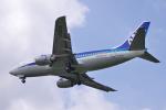 yabyanさんが、成田国際空港で撮影したANAウイングス 737-54Kの航空フォト(写真)