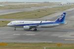うすさんが、関西国際空港で撮影した全日空 A320-271Nの航空フォト(写真)