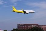 yabyanさんが、成田国際空港で撮影したバニラエア A320-214の航空フォト(飛行機 写真・画像)