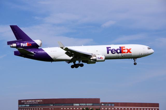 航空フォト:N642FE フェデックス・エクスプレス