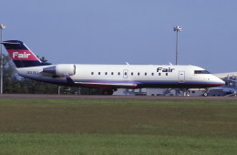 kumagorouさんが、仙台空港で撮影したフェアリンク CL-600-2B19 Regional Jet CRJ-100LRの航空フォト(写真)